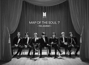 MAP OF THE SOUL - 7 THE JOURNEY (VERSION A) | CD/BLURAY