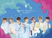 MAP OF THE SOUL - 7 THE JOURNEY (VERSION B) | CD/DVD