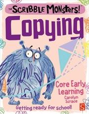 Scribble Monsters - Copying | Paperback Book