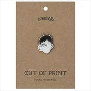 Wonder Enamel Pin | Merchandise