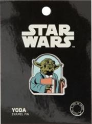 Read Yoda Enamel Pin | Merchandise
