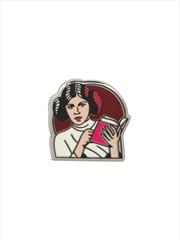 Read Leia Enamel Pin | Merchandise