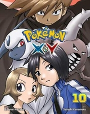 Pokémon X•y, Vol. 10 (pokemon) | Paperback Book