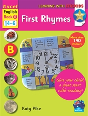 First Rhymes | Paperback Book