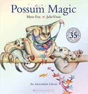 Possum Magic 35th Anniversary Edition | Paperback Book