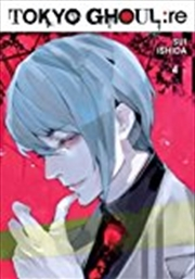 Tokyo Ghoul: Re, Vol. 4 | Paperback Book