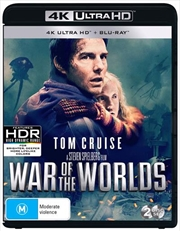 War Of The Worlds | Blu-ray + UHD | UHD