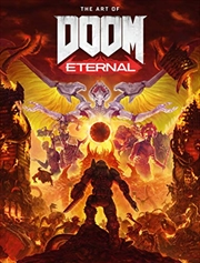 The Art of DOOM: Eternal | Hardback Book