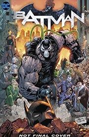 Batman Vol. 12: City of Bane Part 1 | Hardback Book