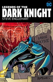 Tales of the Batman: Steve Englehart | Hardback Book