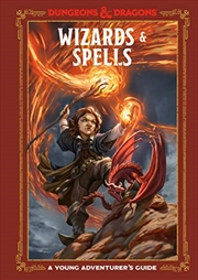 Wizards & Spells (Dungeons & Dragons)   Hardback Book