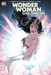 Wonder Woman By Gail Simone Omnibus | Hardback Book