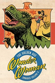 Wonder Woman: The Golden Age Omnibus Vol. 4 | Hardback Book