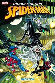 Marvel Action Spider-Man Bad Luck (Book Three) | Paperback Book