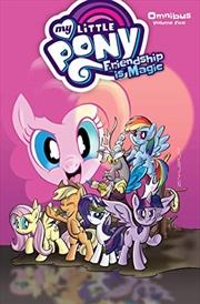 My Little Pony Omnibus Volume 5 | Paperback Book