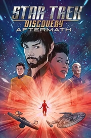 Star Trek Discovery - Aftermath | Paperback Book
