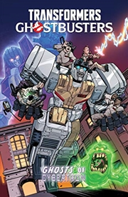 Transformers/ghostbusters: Ghosts Of Cybertron | Paperback Book