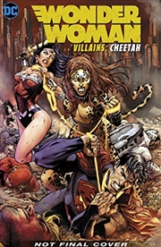 Wonder Woman: The Cheetah (wonder Woman Villains: Cheetah) | Paperback Book