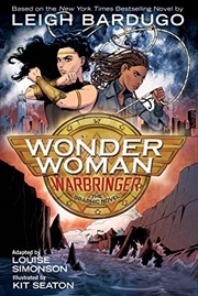 Wonder Woman: Warbringer (the Graphic Novel) | Paperback Book
