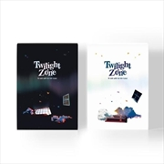 Twilight Zone - 3rd Mini Album | CD