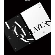Layers - 1st Mini Album | CD