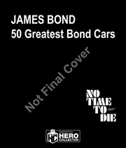 50 Greatest James Bond Cars | Hardback Book