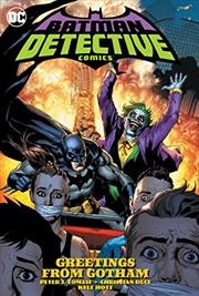 Batman: Detective Comics Vol. 3 | Hardback Book