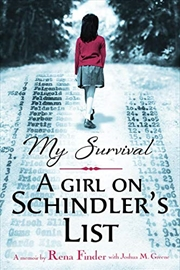 My Survival: A Girl On Schindler's List | Hardback Book