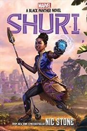 Shuri: A Black Panther Novel | Hardback Book