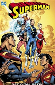 Superman Vol. 3: The Unity Saga: The President Of Earth | Hardback Book