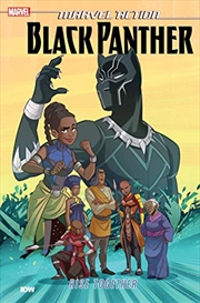 Marvel Action Black Panther Rise Together (Book Two) | Paperback Book