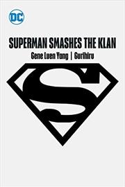 Superman Smashes the Klan | Paperback Book