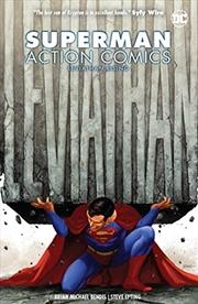Superman: Action Comics Vol. 2: Leviathan Rising | Paperback Book