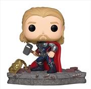 Avengers - Thor (Assemble) US Exclusive Pop! Deluxe [RS] | Pop Vinyl