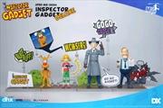 Inspector Gadget - Inspector Gadget Deluxe 1:12 Scale Action Figure Set | Merchandise