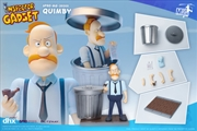 Inspector Gadget - Chief Quimby 1:12 Scale Action Figure   Merchandise