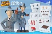 Inspector Gadget - Inspector Gadget 1:12 Scale Action Figure | Merchandise