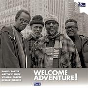 Welcome Adventure Vol 1 | Vinyl