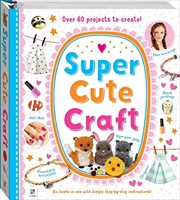 Super Cute Craft | Spiral Bound