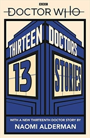 Doctor Who: 13 Doctors 13 Stories | Paperback Book