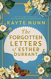 The Forgotten Letters Of Esther Durrant | Paperback Book