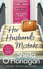 Her Husband's Mistake: A Marriage, A Secret, And A Wife's Choice. (paperback) | Paperback Book