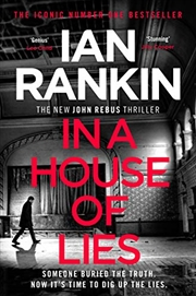 In A House Of Lies | Paperback Book