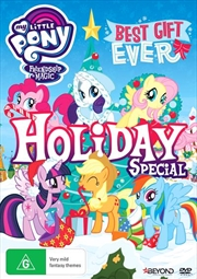 My Little Pony Friendship Is Magic - Best Gift Ever | Christmas Special | DVD