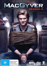 MacGyver - Season 3 | DVD