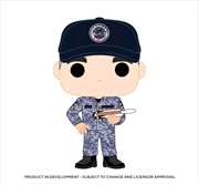 Space Force - Gen Mark R Naird US Exclusive Pop! Vinyl RS | Pop Vinyl