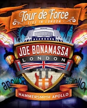 Tour De Force: Live In London - Hammersmith Apollo | DVD