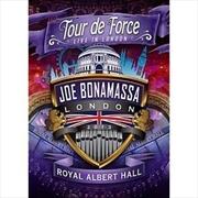Tour De Force: Live In London - Royal Albert Hall | DVD