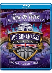 Tour De Force: Live In London - Royal Albert Hall | Blu-ray