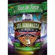 Tour De Force: Live In London - Shepherds Bush Empire | DVD